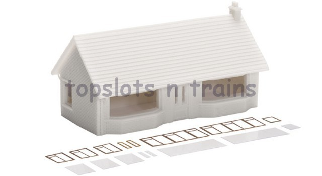 HORNBY R9645 SKALEDALE UNPAINTED BUNGALOW KITS HOUSE
