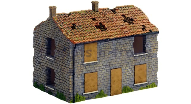 Hornby Skaledale Derelict Farmhouse R9646 Farm House