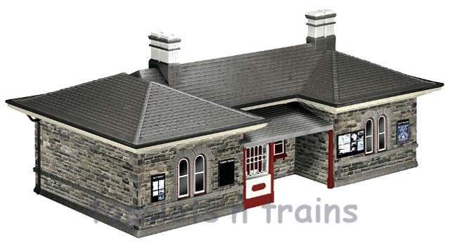 Butterley Station Building