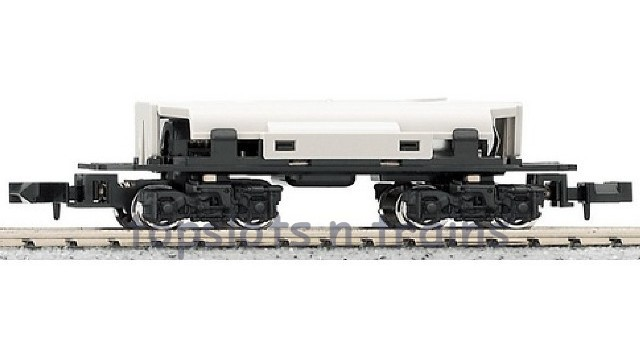 Kato 11-106 N Gauge - POWERED MOTORISED SHORTY BOGIE CHASSIS 58mm