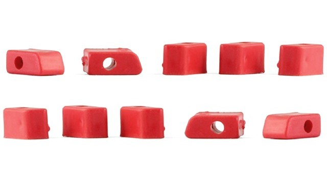 Nsr 1202 - ORIGINAL CUPS FOR TRIANGULAR MOTOR MOUNTS X 10