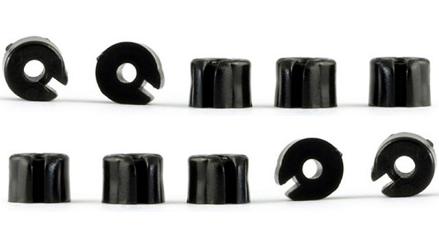 Nsr 1205 - ORIGINAL CUPS FOR TRIANGULAR MOTOR MOUNTS X 10