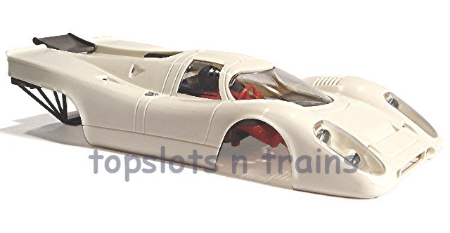 BODY KIT PORSCHE 917,K NSR,1349 SPARE MODEL PARTS at