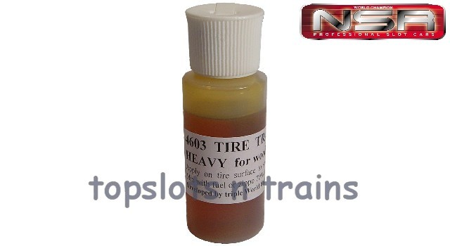 Nsr 4603 - HEAVY TYRE TRACTION GLUE FOR TRACK AND TIRES