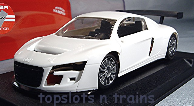 Nsr 1097 Audi R8 1 32 Slot Car Kit