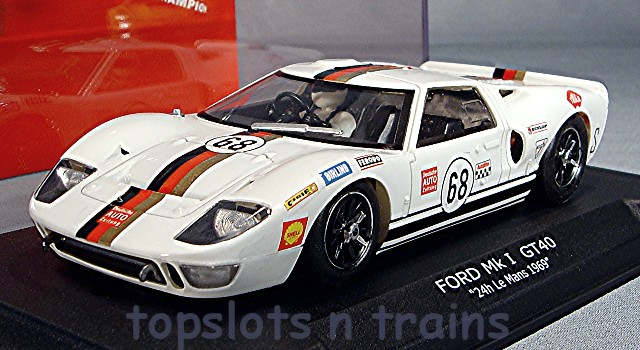 Nsr  Sw Ford Gt Le Mans Kelleners Joest