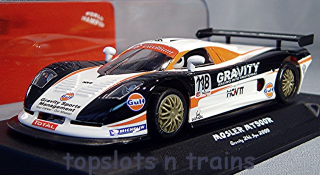 Nsr-0071-AW-TRIANG - MOSLER MT900R GT EVO5 GRAVITY RACING