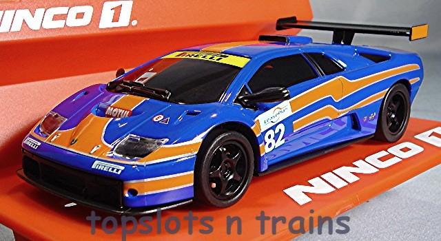 Futur championnat GT1? Ninco-55048-Lamborghini-Diablo-Nogaro