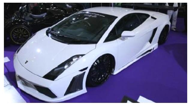 Ninco Lamborghini Pro Race Body Kit 80864 At Topslots N Trains