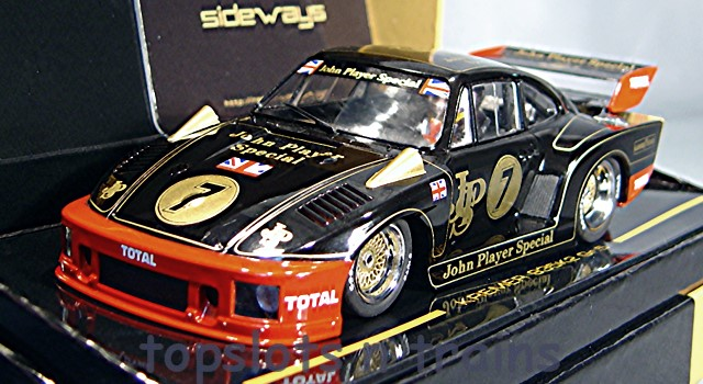 Racer Sideways SWLE07 Limited Edition - JPS PORSCHE 935 K2 JOHN PLAYER SPECIAL