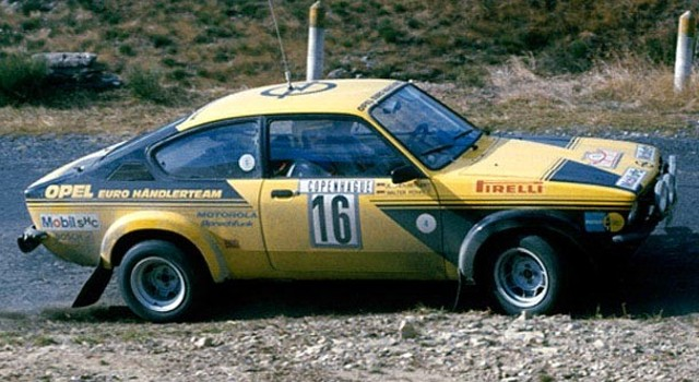 Opel Kadett Gt E Src 02402 1979 Gr 4 Rally Slot Cars At