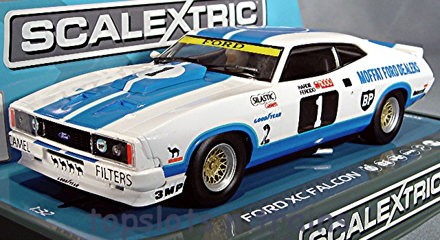 Scalextric C3741 - FORD XC FALCON 1978 MOFFAT - ICKX