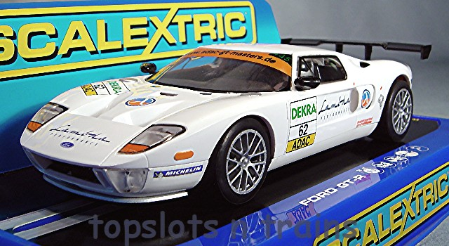 Scalextric C3290 - FORD GTR ADAC GT MASTERS 2011