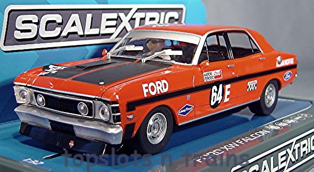 Scalextric C Ford Falcon Xw Xy Gt  Moffat