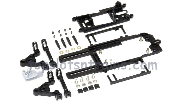 Slot It Si Ch34b Hrs 2 Inline Chassis Starter Kit At