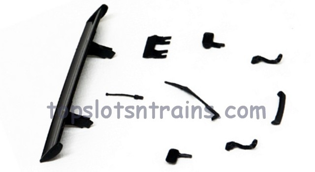 Slot.It SI-CS10P - McLAREN F 1 TEARPROOF PARTS