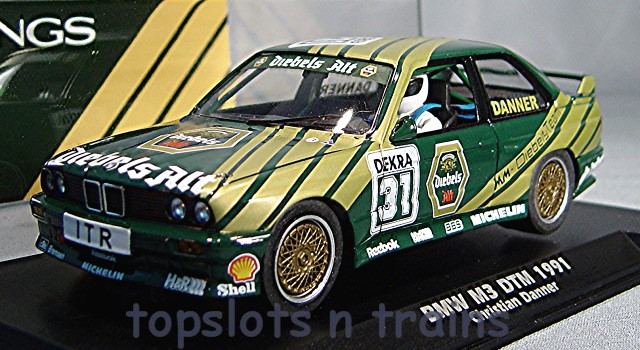 Slotwings W038-04 - BMW M3 E30 DTM 1991 CHRISTIAN DANNER