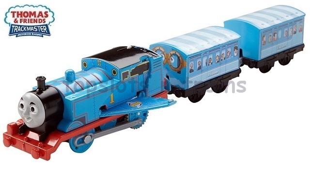 Fisher-Price TrackMaster Revolution DVF83 - WINGED THOMAS – WITH ANNIE AND CLARABEL