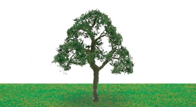 Hornby R8909 - LIVE OAK TREE 100MM