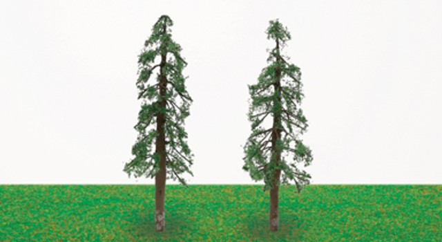 Hornby R8917 - REDWOOD TREES 100MM X 2