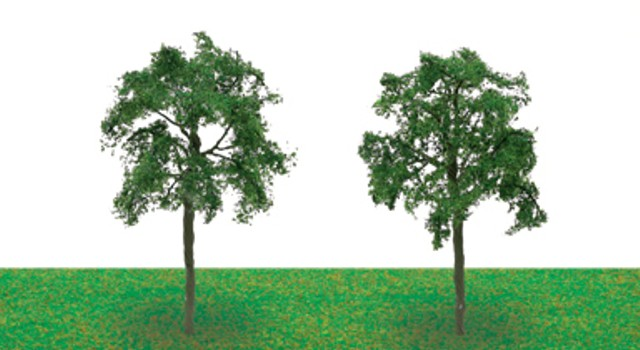 Hornby R8921 - ASH TREES 75MM X 2
