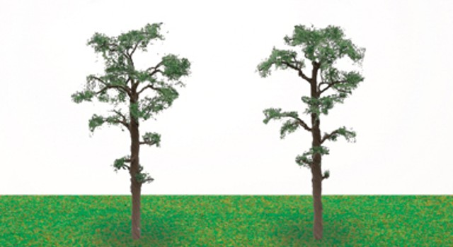 Hornby R8927 - SCOTS PINE TREES 100MM X 2