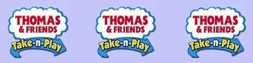 Take-n-Play Thomas Trains Track & Take-n-Play Thomas & Friends PlaySets
