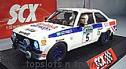 Scx 63690 FORD ESCORT MKII BRITISH AIRWAYS