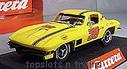 Carrera CA-27615 CHEVROLET CORVETTE STING RAY NO 35