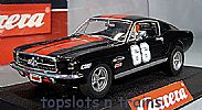 Carrera CA-27553 Limited Edition FORD MUSTANG GT NO 66 USA LTD