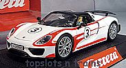 Carrera CA-27477 PORSCHE 918 SPYDER RACING CAR