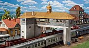 Faller 120111 OO/HO Scale Model Kit NEUSTADT OVERHEAD SIGNAL TOWER II
