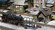 Faller 120139 OO/HO Scale Model Kit COMPRESSOR HOUSE AND BOILER MAINTENANCE PLATFORM