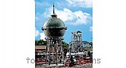 Faller 120143 OO/HO Scale Model Kit HALTINGEN WATER TOWER