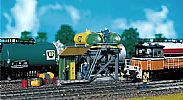 Faller 120145 OO/HO Scale Model Kit DIESEL OIL FACILITY
