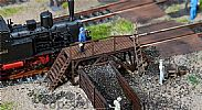 Faller 120222 OO/HO Scale Model Kit SMALL COAL HANDLING SYSTEM