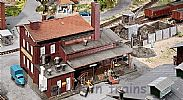 Faller 120253 OO/HO Scale Model Kit COAL/FUEL HANDLING DEPOT