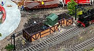 Faller 120286 OO/HO Scale Model Kit COALING STATION