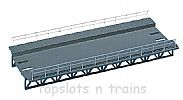 Faller 120474 OO/HO Scale Model Kit STRAIGHT TRACK BED