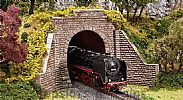 Faller 120559 OO/HO Scale Model Kit TUNNEL PORTAL - HIGH – SINGLE / DOUBLE TRACK