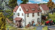 Faller 130189 OO/HO Scale Model Kit CASTLE MILL