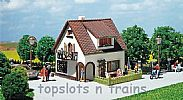 Faller 130200 OO/HO Scale Model Kit HOUSE WITH DORMER WINDOW