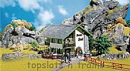 Faller 130286 OO/HO Scale Model Kit ROSEL GUEST HOUSE