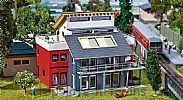 Faller 130322 OO/HO Scale Model Kit ARCHITECT HOUSE