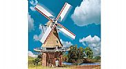 Faller 130383 OO/HO Scale Model Kit WINDMILL WITH MOTOR - ERA I