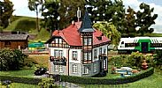 Faller 130407 OO/HO Scale Model Kit CITY VILLA