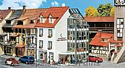 Faller 130412 OO/HO Scale Model Kit FAHRINSLAND DRIVING SCHOOL