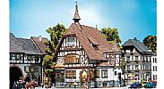 Faller 130427 OO/HO Scale Model Kit ALLMANNSDORF TOWN HALL