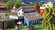 Faller 130443 OO/HO Scale Model Kit MODERN DWELLING HOUSE