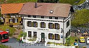 Faller 130444 OO/HO Scale Model Kit ZUM ROSS INN